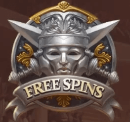 champions of rome free spins scatter