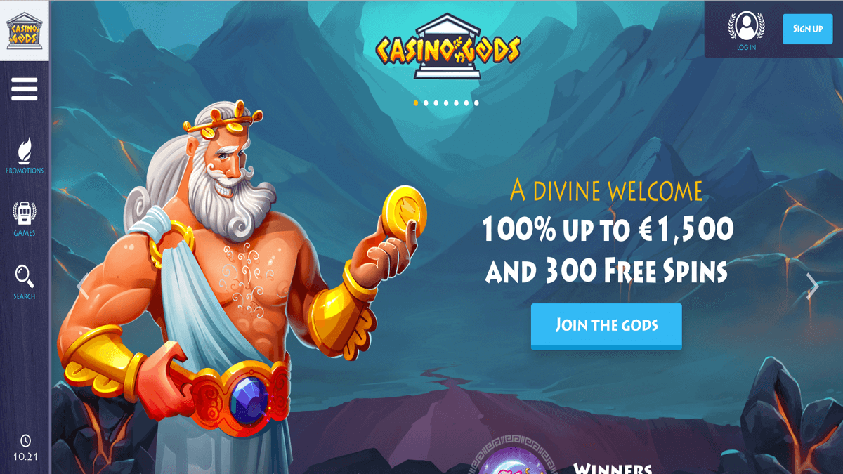 CasinoGods Casino Review